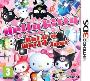 Cover Hello Kitty & Friends: Rock n' World Tour