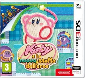 Cover Kirby's Extra Epic Yarn (3DS)