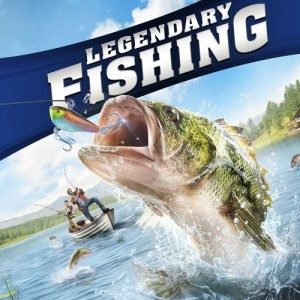 Cover Legendary Fishing