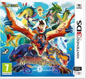 Cover Monster Hunter Stories