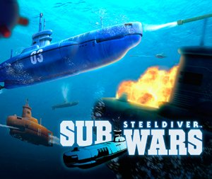 Cover Steel Diver: Sub Wars