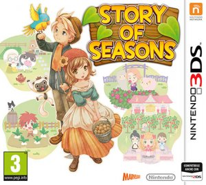 Cover Story of Seasons