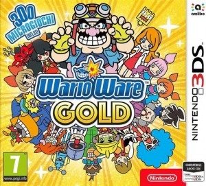 Cover WarioWare Gold