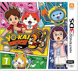 Cover Yo-kai Watch 3 (3DS)
