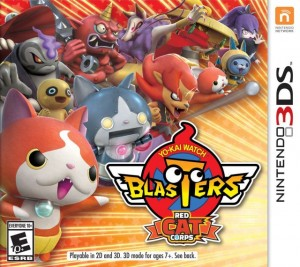 Cover Yo-kai Watch Blasters: Red Cat Corps