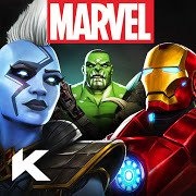 Cover MARVEL Realm of Champions
