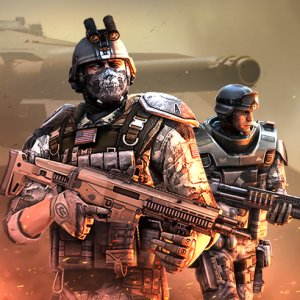 Cover Modern Combat 5: Blackout