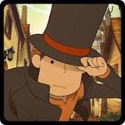 Cover Professor Layton and the Curious Village HD