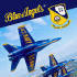 Cover Blue Angels Aerobatic Flight Simulator (Android)
