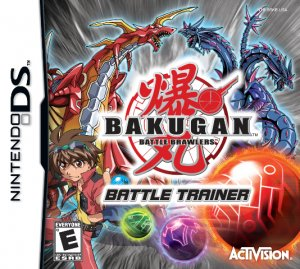 Cover Bakugan Battle Brawlers: Battle Trainer