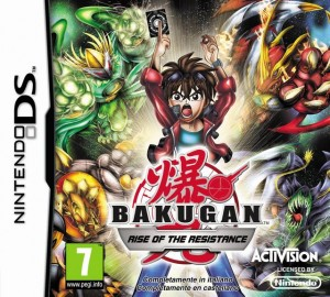 Cover Bakugan: Rise of the Resistance