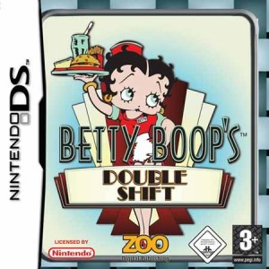 Cover Betty Boop's Double Shift
