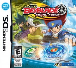 Cover Beyblade: Metal Fusion