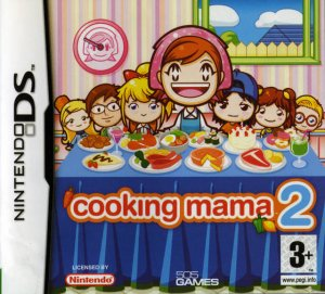 Cover Cooking Mama 2: Dinner With Friends