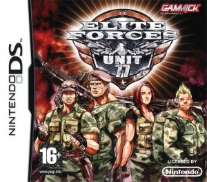 Cover Elite Forces: Unit 77