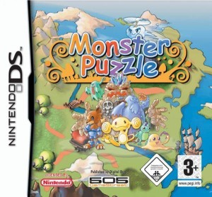 Cover Monster Puzzle