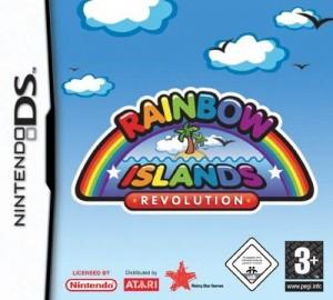 Cover Rainbow Islands Revolution