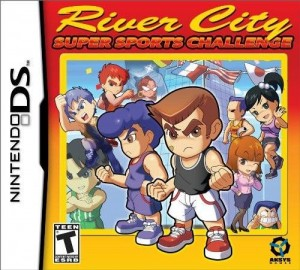 Cover River City Super Sports Challenge