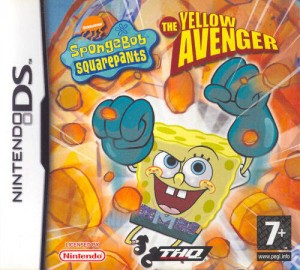 Cover SpongeBob Squarepants: The Yellow Avenger