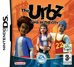 Cover The Urbz: Sims in the City