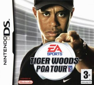 Cover Tiger Woods PGA Tour