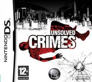Cover Unsolved Crimes