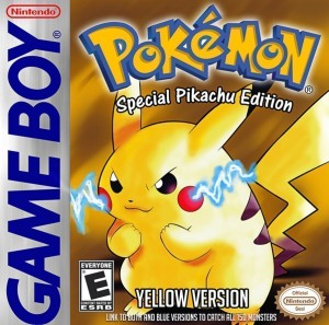 Cover Pokémon Yellow Version: Special Pikachu Edition