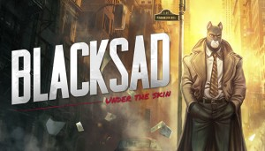 Cover Blacksad: Under the Skin (Mac)