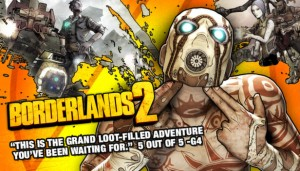 Cover Borderlands 2 (Mac)