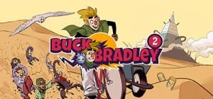 Cover Buck Bradley Comic Adventure 2
