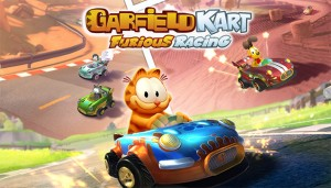 Cover Garfield Kart - Furious Racing (Mac)