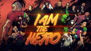 Cover I Am The Hero