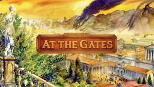 Cover Jon Shafer's At the Gates