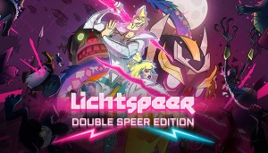 Cover Lichtspeer: Double Speer Edition