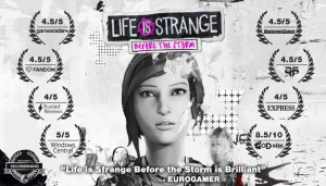 Cover Life is Strange: Before the Storm (Mac)