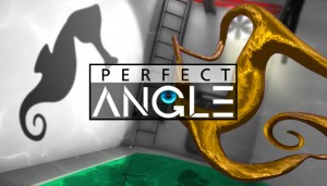 Cover PERFECT ANGLE: The puzzle game based on optical illusions