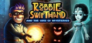 Cover Robbie Swifthand and the Orb of Mysteries