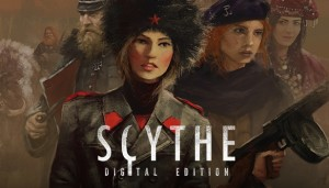 Cover scythe digital edition