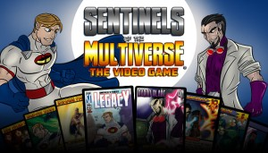 Cover Sentinels of the Multiverse