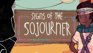 Cover Signs of the Sojourner