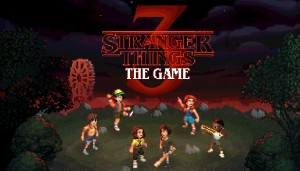Cover Stranger Things 3: The Game