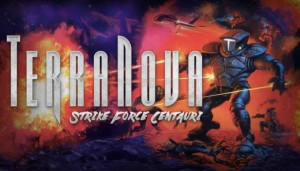 Cover Terra Nova: Strike Force Centauri