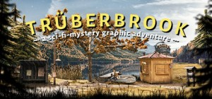 Cover Truberbrook: A Nerd Saves the World