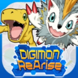 Cover Digimon ReArise