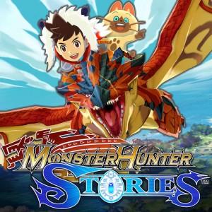 Cover Monster Hunter Stories