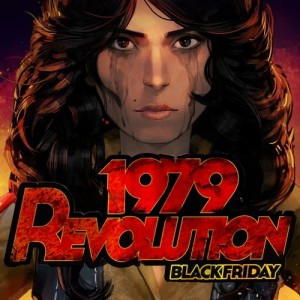 Cover 1979 Revolution: Black Friday