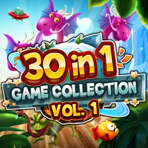 Cover 30-in-1 Game Collection: Volume 1