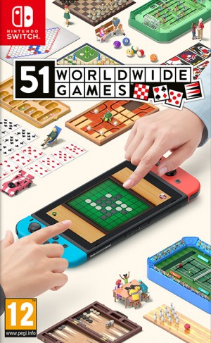 Cover 51 Worldwide Games