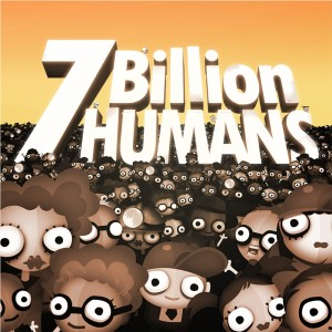 Cover 7 Billion Humans