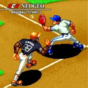 Cover ACA NeoGeo: Baseball Stars 2